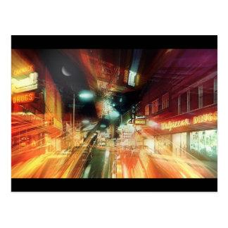 Street Drugs Postcard