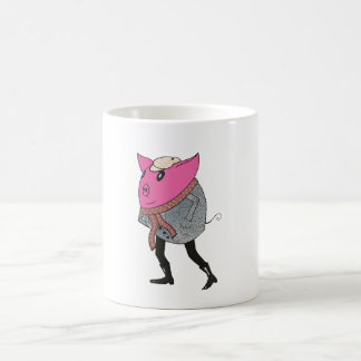Street fashion: PiGgy Coffee Mug