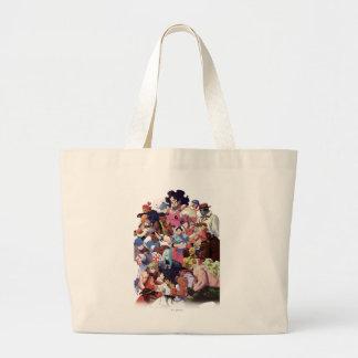 Street Fighter 3 Third Strike Cast Bag