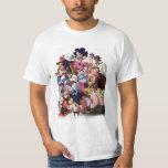 Street Fighter 3 Third Strike Cast T-shirt