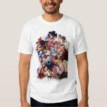 Street Fighter 3 Third Strike Cast Tee Shirt