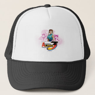 Street Fighter Alpha 3 Femme Fatale Trucker Hat