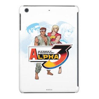 Street Fighter Alpha 3 Ken & Ryu iPad Mini Case