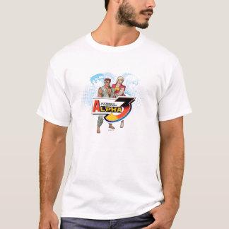 Street Fighter Alpha 3 Ken & Ryu T-Shirt