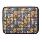 Street Fighter Alpha 3 Pattern MacBook Pro Sleeve