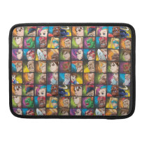 Street Fighter Alpha 3 Pattern MacBook Pro Sleeve