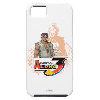 Street Fighter Alpha 3 Ryu & Akuma iPhone SE/5/5s Case