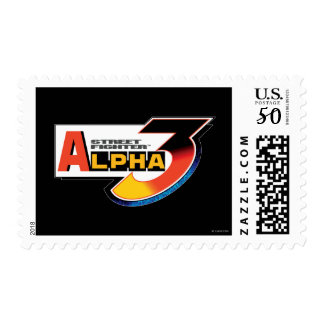 Street Fighter Alpha 3 Shadowloo Postage