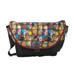 Street Fighter Character Pattern Courier Bags