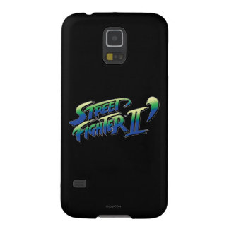 Street Fighter II' Logo Galaxy S5 Cover