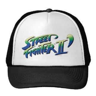 Street Fighter II' Logo Trucker Hat