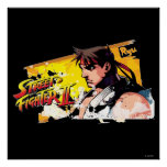 Street Fighter II Ryu Posters
