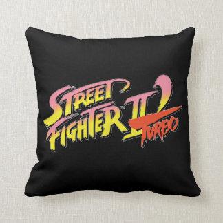 Street Fighter II Turbo 2 Almohadas