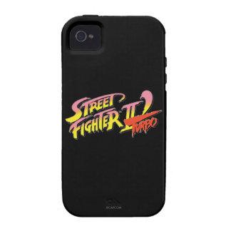 Street Fighter II Turbo 2 Case-Mate iPhone 4 Carcasa