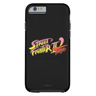 Street Fighter II Turbo 2 Funda De iPhone 6 Tough