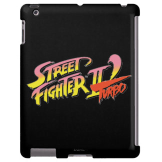 Street Fighter II Turbo 2 Funda Para iPad