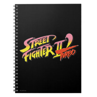 Street Fighter II Turbo 2 Notebook
