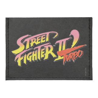 Street Fighter II Turbo 2 Tarjeteros Tyvek®