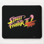 Street Fighter II Turbo Alfombrilla De Ratones