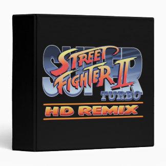 Street Fighter II Turbo HD remezcla el logotipo