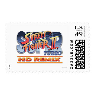 Street Fighter II Turbo HD remezcla el logotipo Franqueo