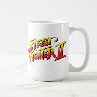 Street Fighter II Turbo HD Remix Logo 2 Coffee Mug