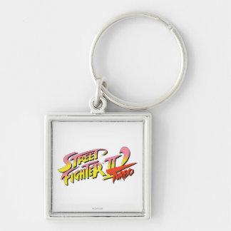 Street Fighter II Turbo Llaveros Personalizados