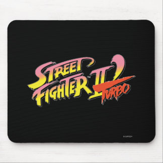 Street Fighter II Turbo Mouse Pad