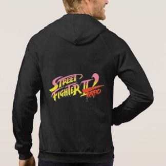 Street Fighter II Turbo Sudadera Encapuchada