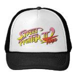 Street Fighter II Turbo Trucker Hat