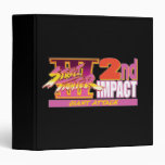 Street Fighter III 2nd Impact Logo Binder