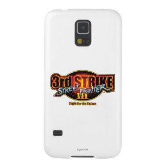 Street Fighter III 3rd Strike Logo 2 Galaxy S5 Case