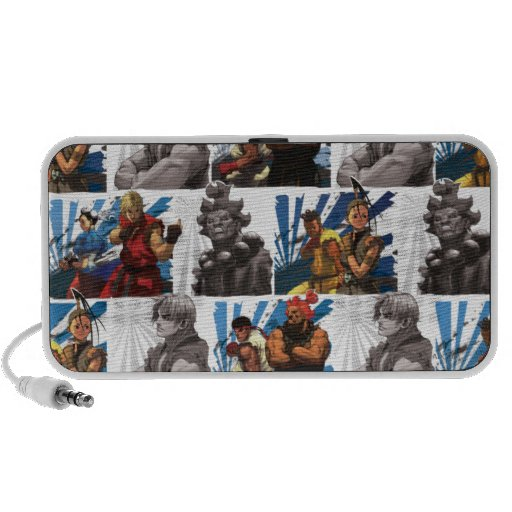 Street Fighter III 3rd Strike Mini Speaker