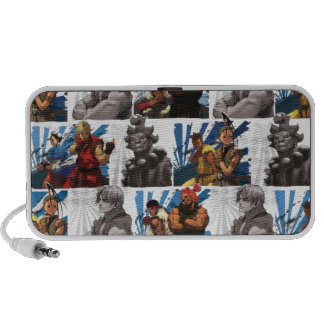 Street Fighter III 3rd Strike Travelling Speaker