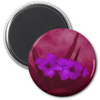 Street Flower Magnet