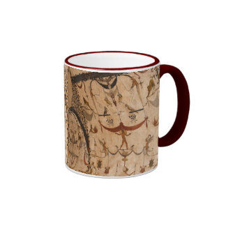 Street Frescos of Assisi Italy Coffee Mugs