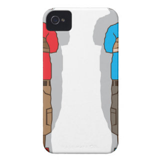 Street gangsters Case-Mate iPhone 4 cases