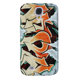 street graffiti 3 casing galaxy s4 case