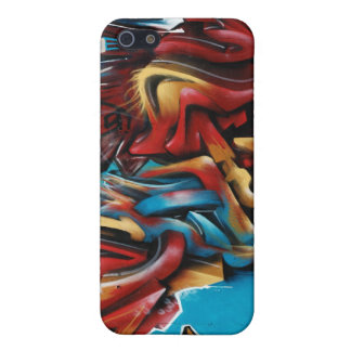 street graffiti 4 casing iPhone SE/5/5s case