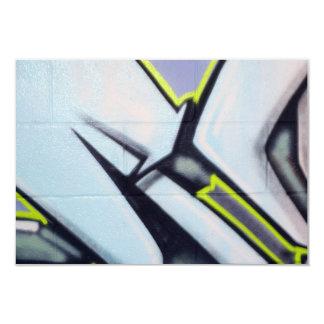Street Graffiti Arrows Card