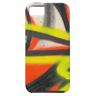 Street graffiti iphone 5 5s case for Spray paint phone case