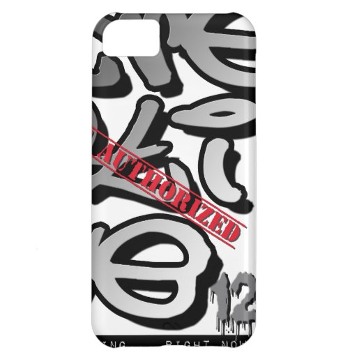 Street Graffiti Style iPhone 5C Covers