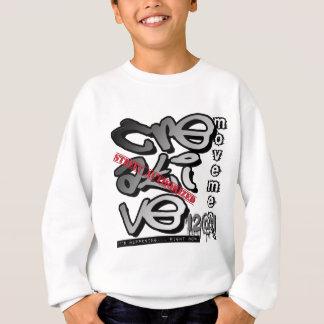 Street Graffiti Style Sweatshirt
