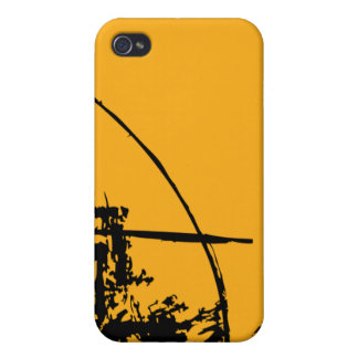 Street Grunge iPhone 4 Cover