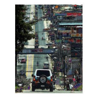 Street, Guatemala Postcard