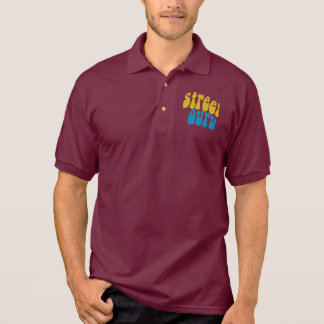 Street Guru Design Urban Vintage Polo Shirt