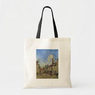 Street In Nevers By Jongkind Johan Barthold (Best Bags