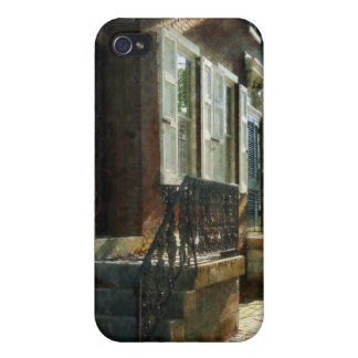 Street in New Castle Delaware Case For iPhone 4
