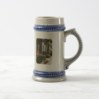 Street in New Castle Delaware Coffee Mug