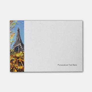 Street In Paris - Illustration Post-it® Notes